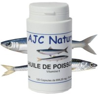 CAPSULES HUILEUSES POISSONS MARINS
