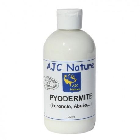 Lait Pyodermite