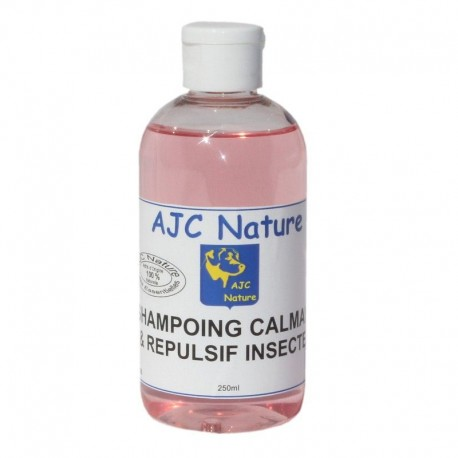 SHAMPOING RÉPULSIF INSECTES