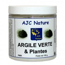 ARGILE VERTE & PLANTES | Chien