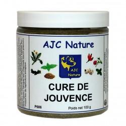 CURE DE JOUVENCE (Plantes)...