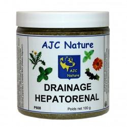 DRAINAGE HEPATO-RENAL...