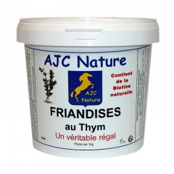 FRIANDISES Thym| Cheval