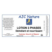 AJC Nature - Lotion 3 phases
