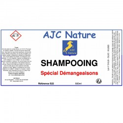 SHAMPOING CHEVAL