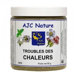 TROUBLES DES CHALEURS...