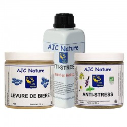 PACK ANTI STRESS | Chien