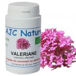 VALERIANE Bio - 120 Gélules