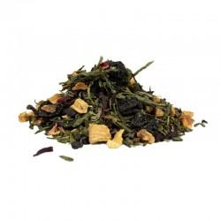 Thé vert à la Cerise bio