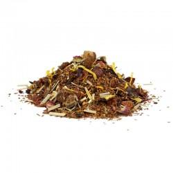 Rooibos Rhubarbe-Mangue bio