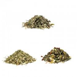 Pack maté et thés acidulés bio