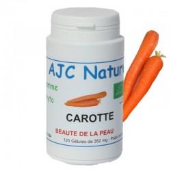 Capsules huileuses de carotte