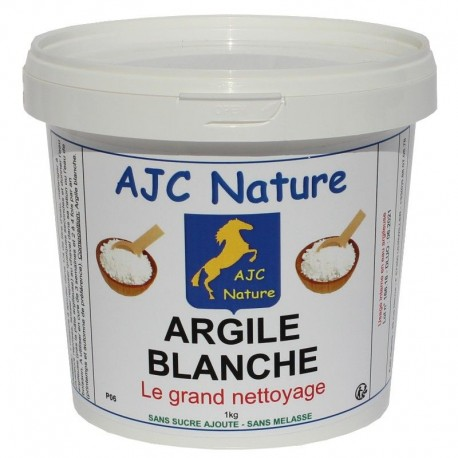 Argile blanche | Cheval