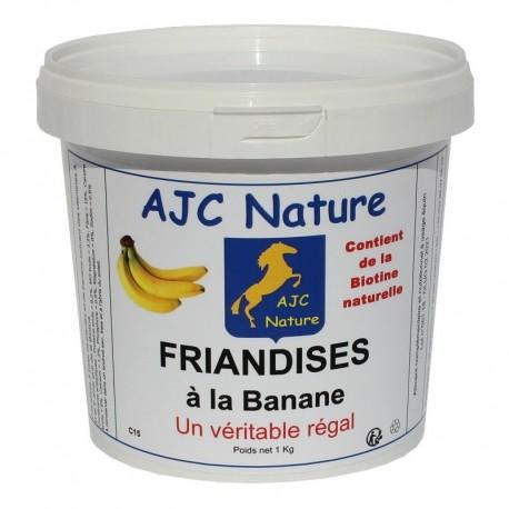 FRIANDISES BANANE | Cheval