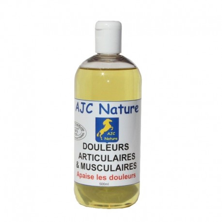 DOULEURS ARTICULAIRES ARTHROSE (Huile) | Cheval