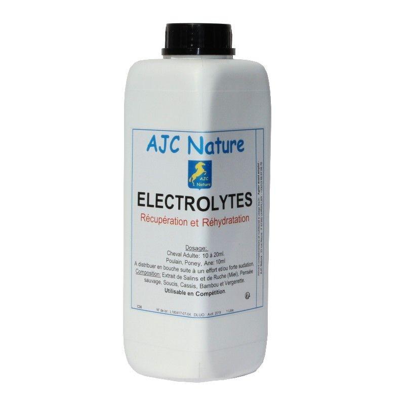 ELECTROLYTES   Cheval