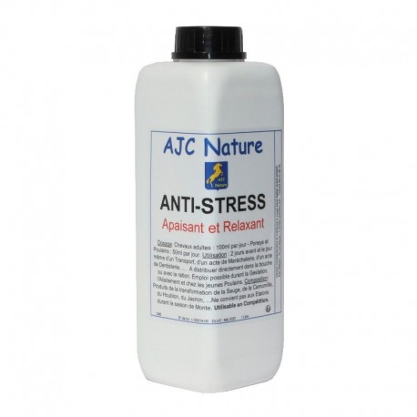 ANTI STRESS | Cheval