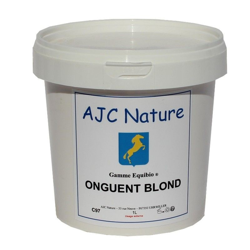 ONGUENT BLOND | Cheval