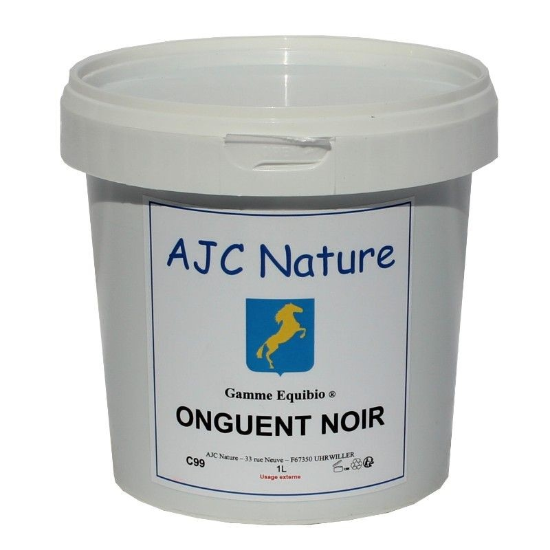 ONGUENT NOIR | Cheval