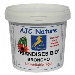 FRIANDISES BRONCHO BIO | Cheval