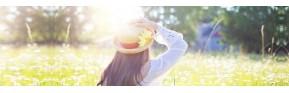 Gélules, Thés et Tisanes NATURELS et BIO pour le Printemps | AJC Nature