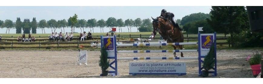 Sélection de plantes pour le cheval de sport et de compétition | AJC Nature