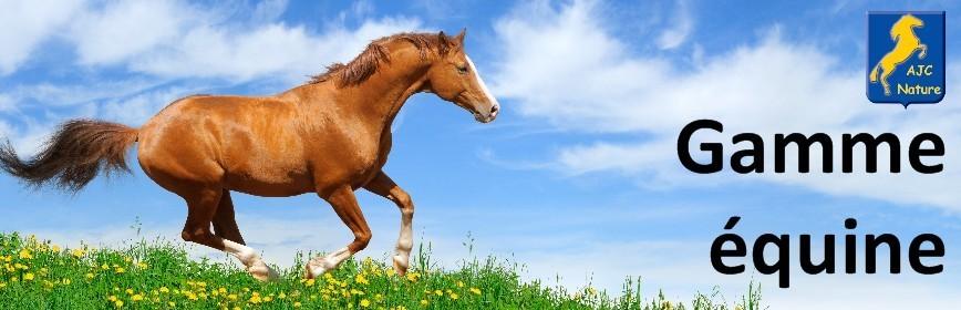 Soins naturels et plantes médicinales pour le cheval  | AJC Nature