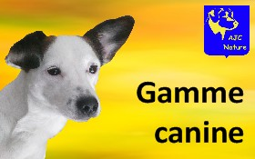 AJC Nature - gamme canine