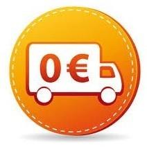 Livraison à partir de 3,90€ - Franco à 89.-€ (France métropolitaine - Port déduit en fin de commande après avoir indiqué votre adresse de livraison).